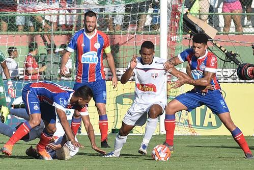 Bahia de Feira 1x1 Bahia - Final Campeonato Baiano - 14/04/2019