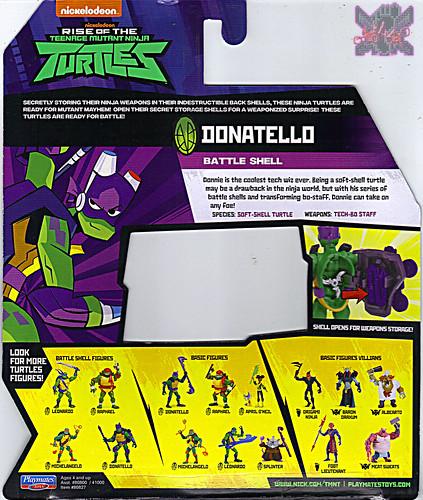 RISE--Battle-Shell-Donatello-2019-8   by tOkKa
