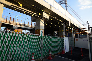 Construction Site at the South of Tokyu Hiyoshi Station | by ykanazawa1999