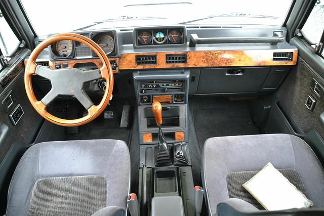 1990 Mitsubishi Pajero 3000 V6 (1st owner car)