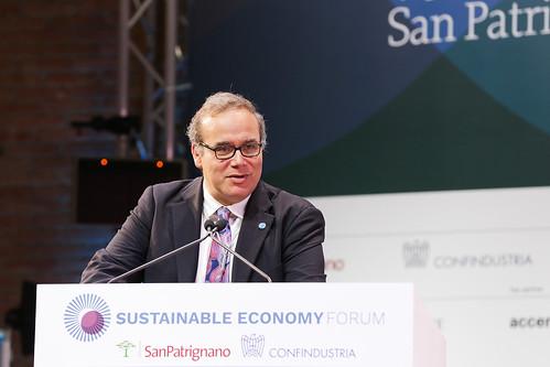 Sustainable Economy Forum | by San Patrignano