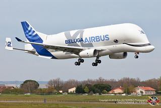 AIRBUS A330-743L BELUGA XL (MSN 1853)