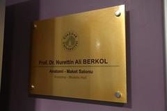 Prof. Dr. Nurettin Ali BERKOL Anatomi Maket Laboratuvarı 12