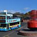 17240 X368NNO North Shields Fish Quay Seasider