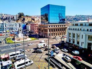 Plaza Sotomayor- Valparaíso, Chile. | by bruno.khz14