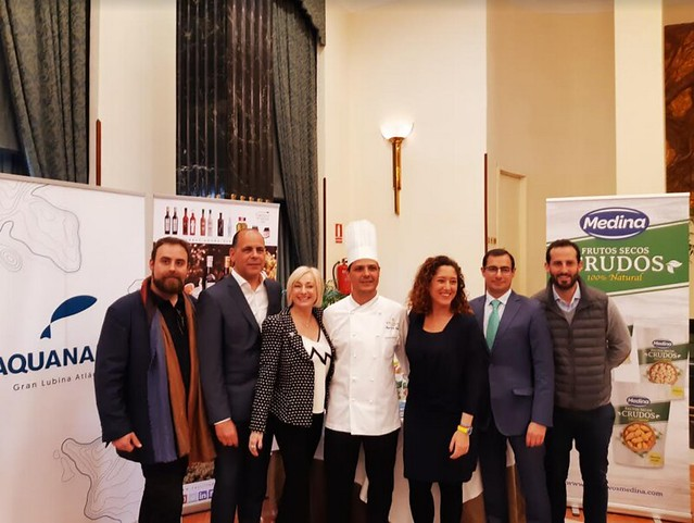 Presentación Menú Gastro Healthy 2019