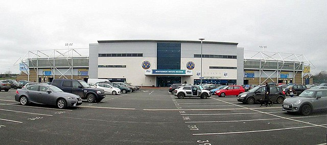 New Meadow Stadium, Shrewsbury