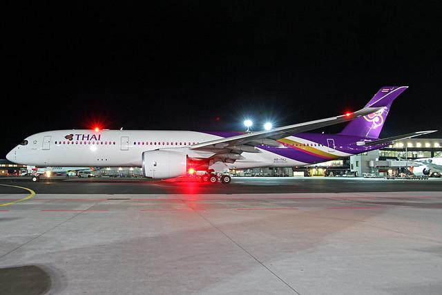 Thai Airways International Airbus A350-941 HS-THJ