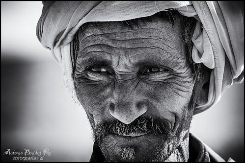 Bereber en el desierto del Sáhara | by Antonio Benítez Paz