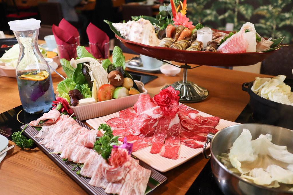 喜園風味涮涮鍋 林口歐風店 (28)