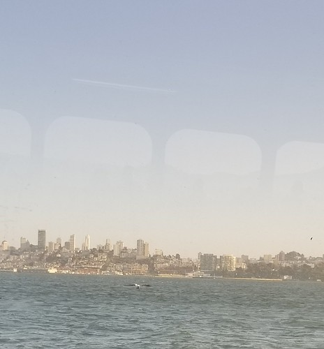 Alcatraz, Aquarium of the bay, and Pier 39 on April 10th 2019 | by WeaponX1977