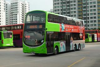 SG5069H on Go-Ahead Singapore Bus Service 85 | by Rainbowspeed4936