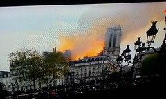 @rdussey : In this Holy Week before a Sacred Paschal Triduum and Season of Easter,i m chocked to see Paris Cathedral burning #paris @unesco @cathedral #vaticano May God protect us. https://t.co/MNwIJjhW5h