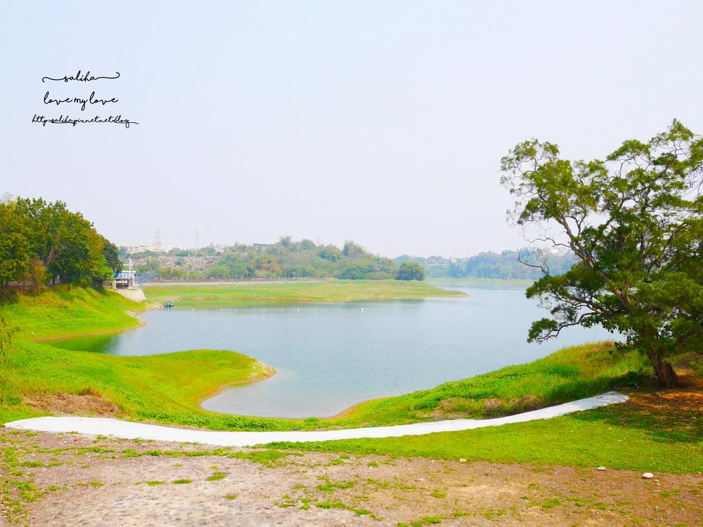 嘉義市區一日遊景點推薦好拍ig打卡蘭潭水庫 (1)