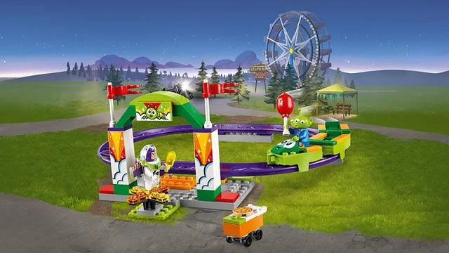 「新增官圖」全新人偶登場!! LEGO 10766、10769、10770、10771、10894《玩具總動員4》Toy Story 4 電影盒組情報公開~
