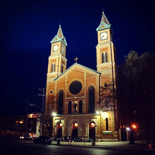St. Francis in Over-the-Rhine. | by thadd