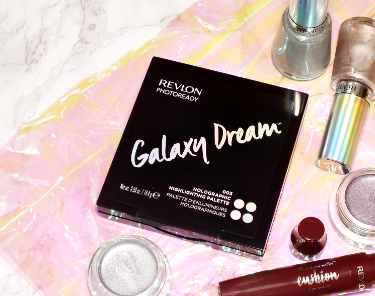 revlon photoready galaxy dream highlighting palette