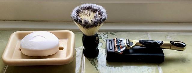 Shaving gear 105:365 (3:835)