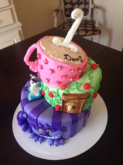 Cake by Heather's House of Cakes- Orlando, FL