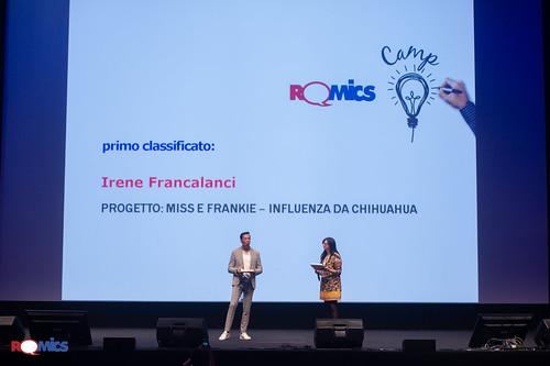 Premiazione Romics_Camp