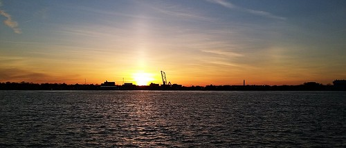sunset porthuron