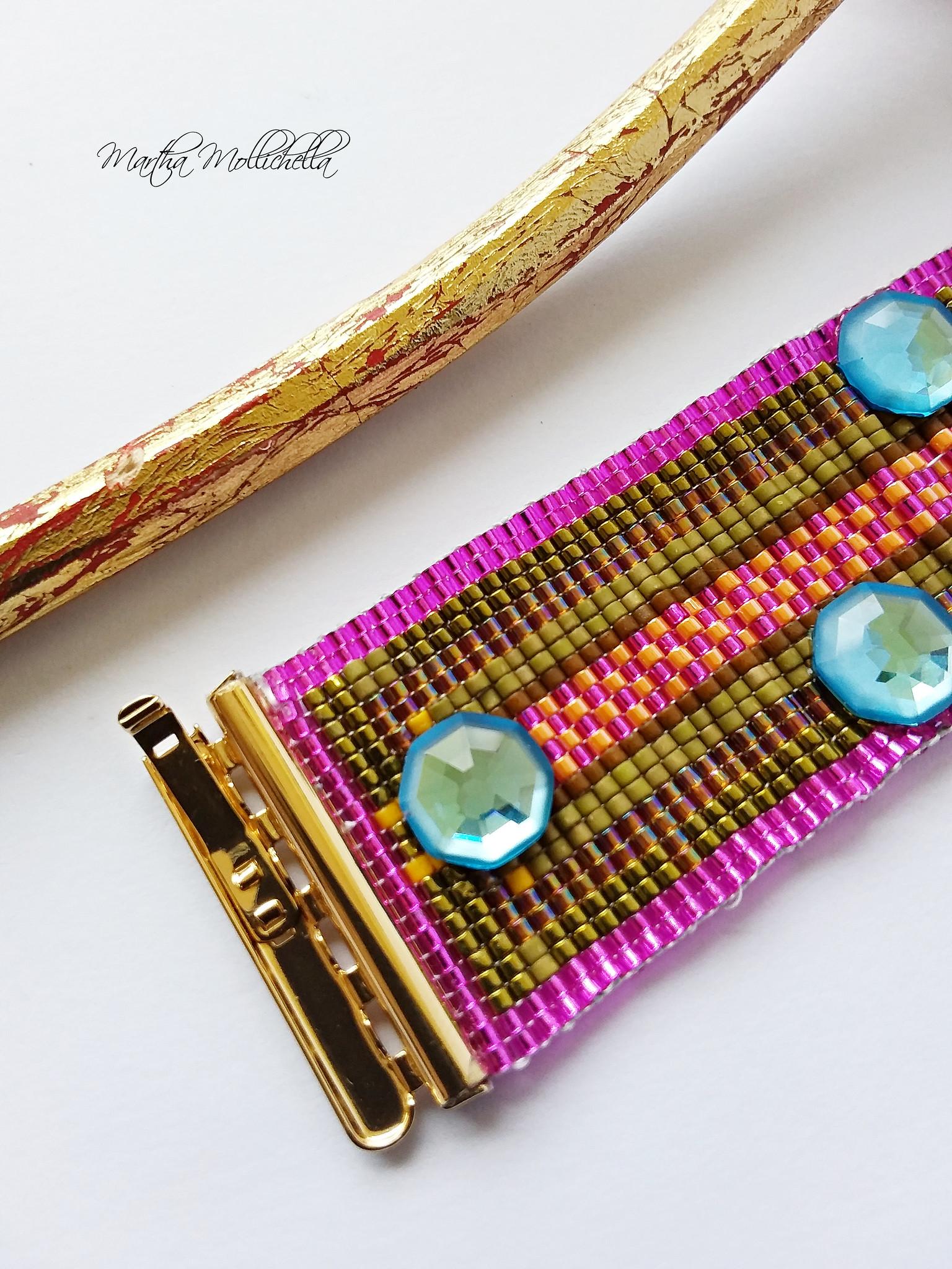 Beadloom Beadslide Clasp Elegant Element