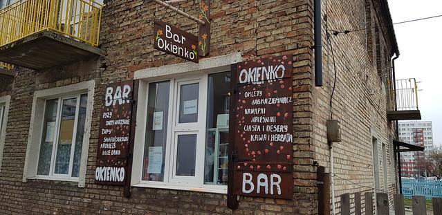 Otwarcie baru Okienko!
