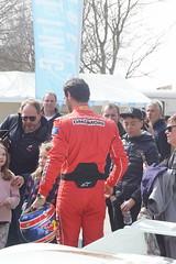 Mark Webber, Formula One and Porsche Endurance Driver, 77th Members' Meeting, Goodwood Motor Circuit (11)