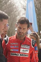 Mark Webber, Formula One and Porsche Endurance Driver, 77th Members' Meeting, Goodwood Motor Circuit (9)