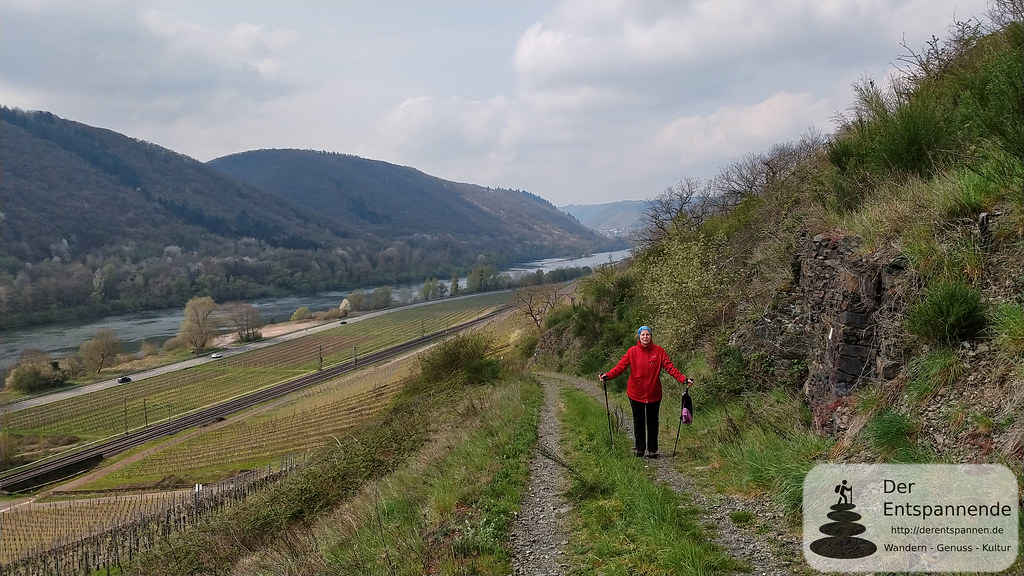 Auf dem Weg zur Pommerner Sonnenuhr