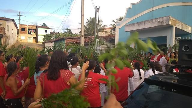 Missa da Unidade/Domingo de Ramos - Iguaí 2019