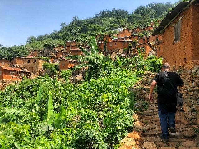 Sele en el Monte Agou de Togo