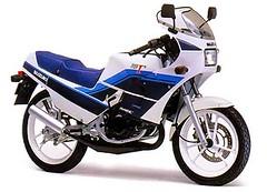 Suzuki RG 125 Gamma 1985 - 0