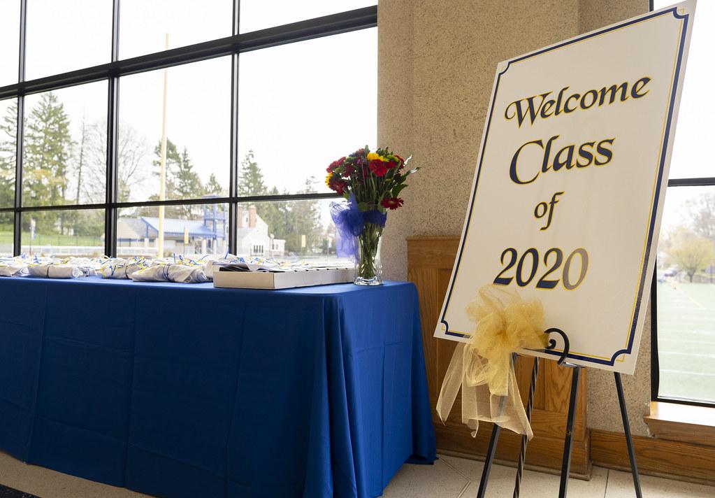 Class of 2020 Junior Ring Mass