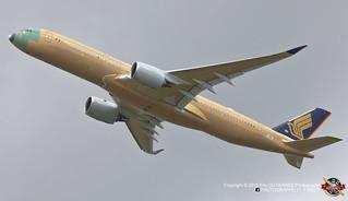 AIRBUS A350-941 (MSN 0316)
