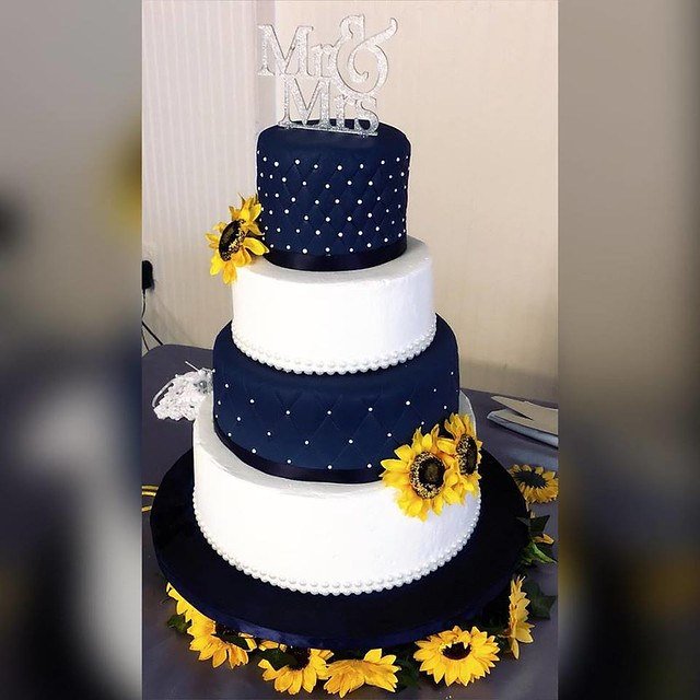 Wedding Cake from Special Cakes By Camila