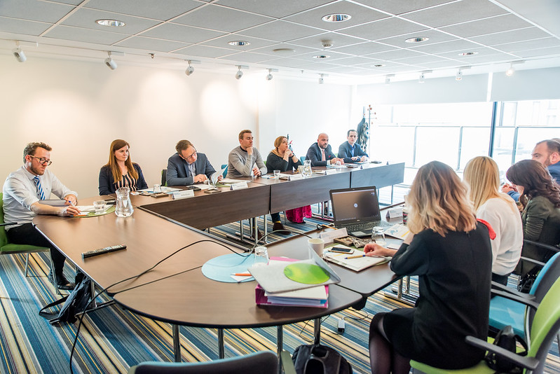 1st EDDE Steering Board Meeting