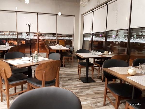 Stroganoff Restaurant interior