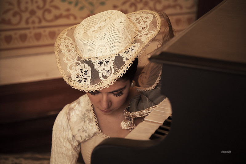 """Exposição Fotográfica """"Se este piano falasse"""""""