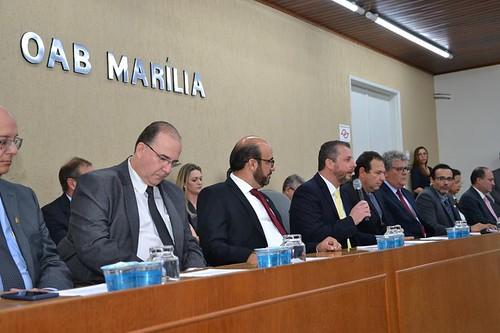 21.03.2019 - Posse da diretoria de Marília - Gestão 2019/2021