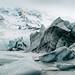 Iceland - Svínafjellsjökull Glacier . . .