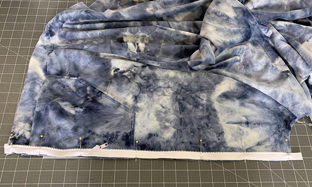 Pullover STEP 6
