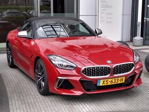 2019 BMW Z4 M40i Photo