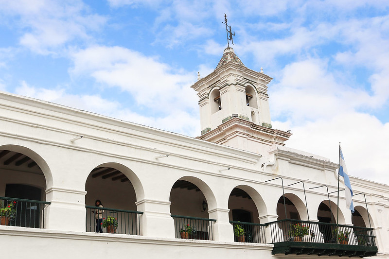 437 años de la fundación de la Ciudad de Salta