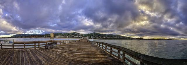 A Short Walk on a Long Pier