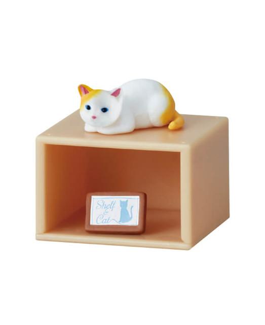 有貓就先轉三顆!EPOCH 「棚猫」推疊又療癒現身!