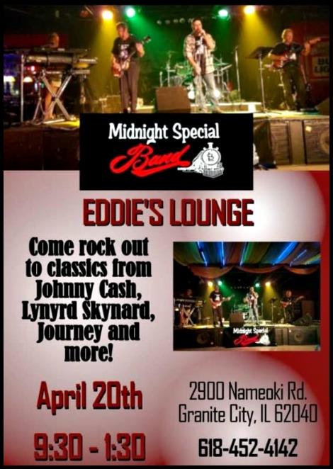 Midnight Special 4-20-19
