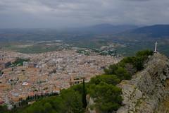 XE3F6818 - Jaén desde el castillo de Santa Catalina - Jaén from the castle of Santa Catalina