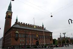 Ayuntamiento de Copenhague (Dinamarca, 28-6-2008)