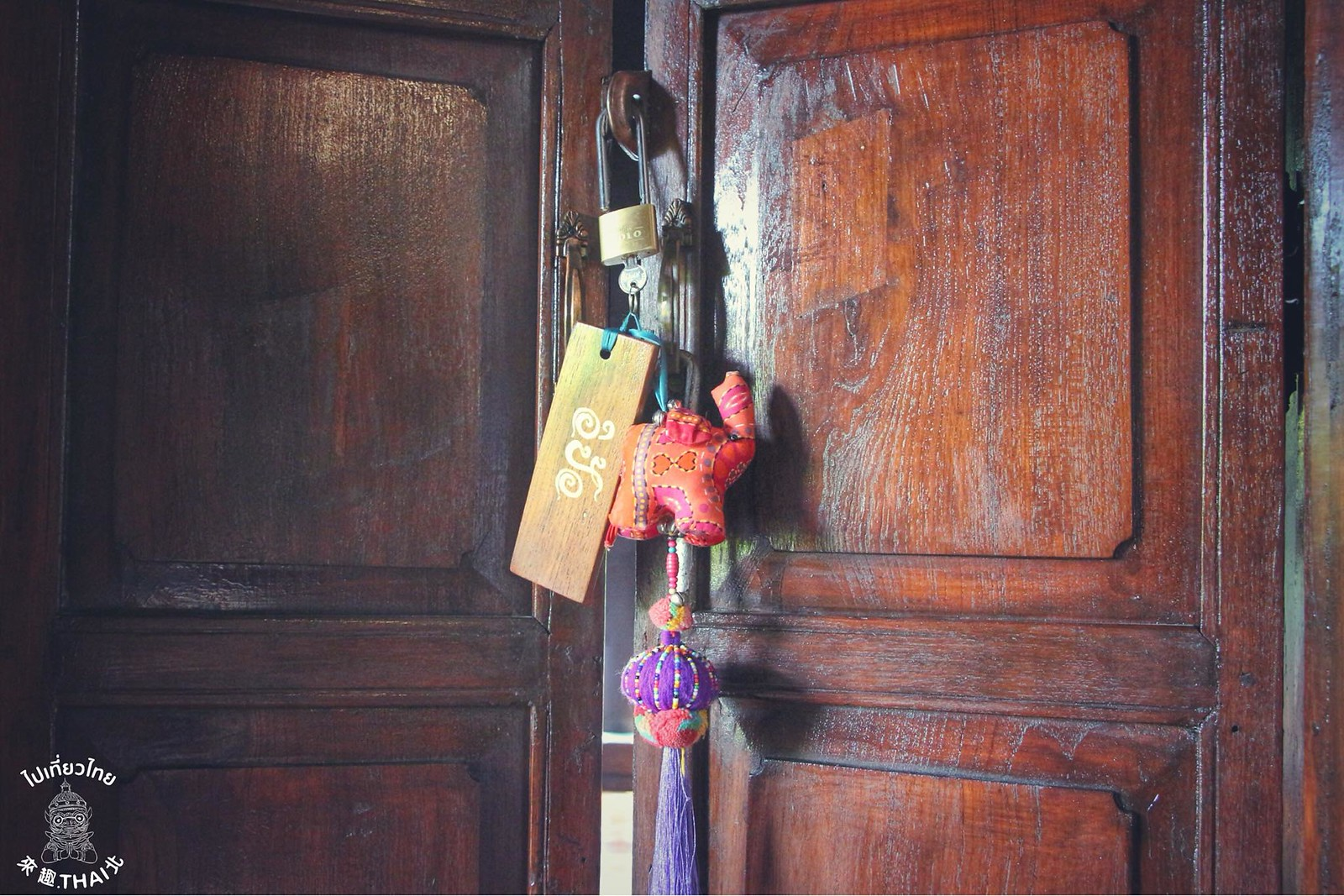 泰式百年老屋旅館(บ้านคำออน, Baan Kum-On)